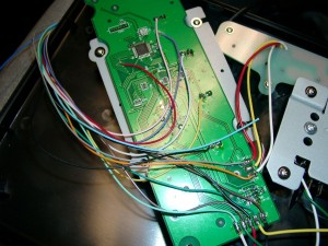 wiring with neogeo cable