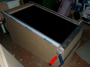 LCD inside