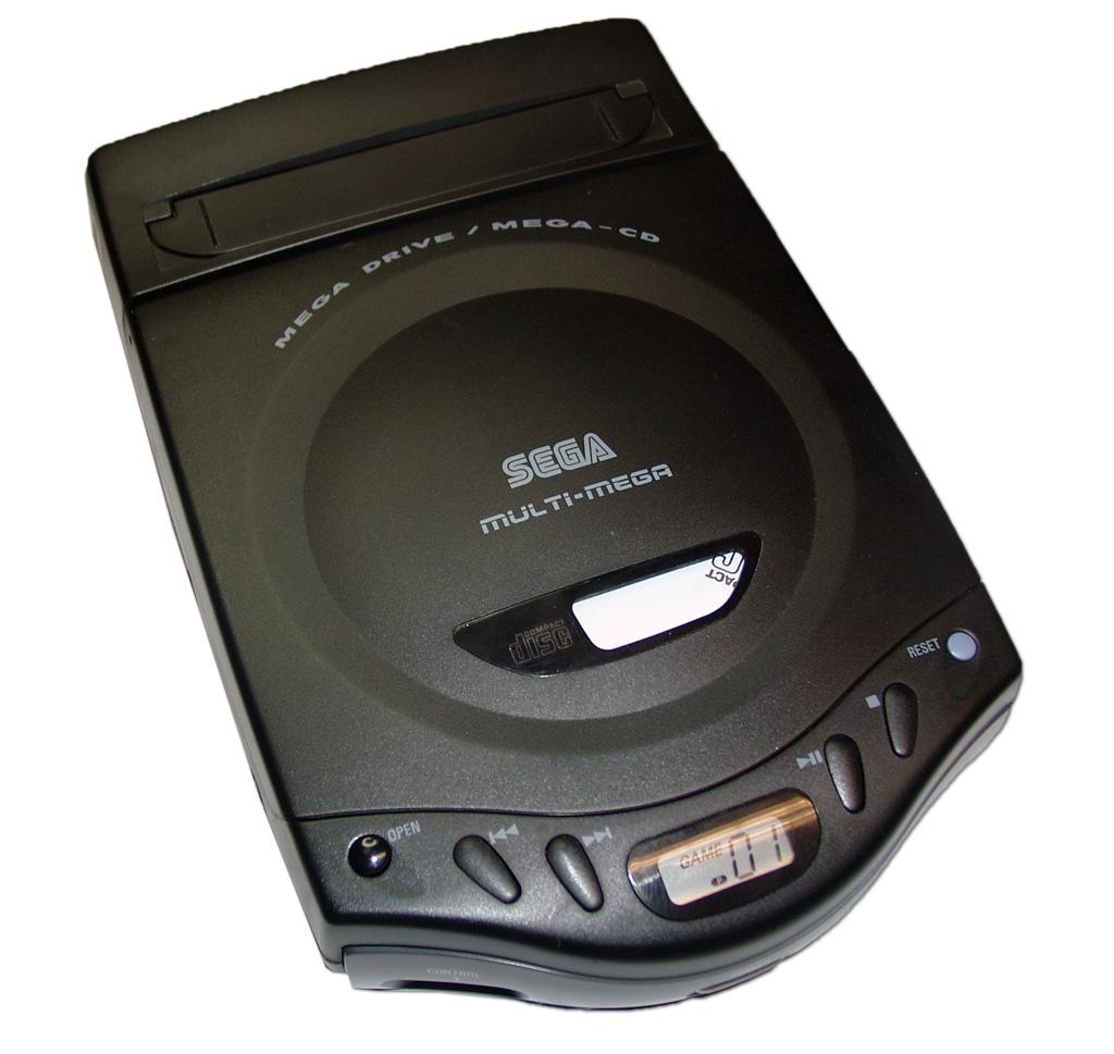 Worldwide First Sega CD-X, REAL multi-mega switchless mod « Wolfsoft