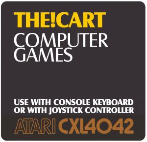 THE!CART_CXL4042_Label_Dark_Background_white_text_width_5,59cm